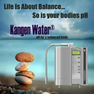 Kangen Water Balance